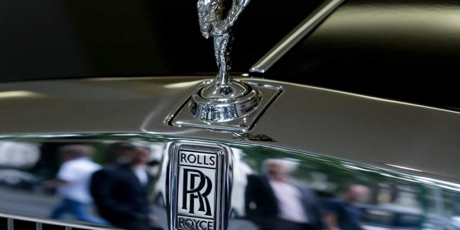 Rolls-Royce is preparing a new Rolls-Royce