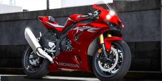 Coming soon: new Honda CBR600RR