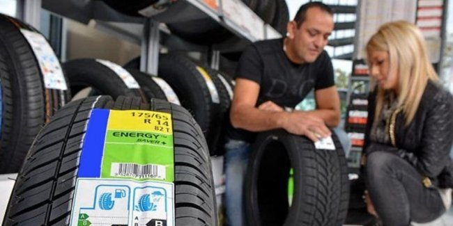 The main criteria for the selection of tires