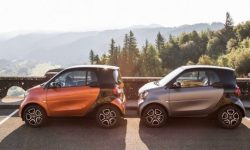 Daimler Geely and determined the future of the brand smart