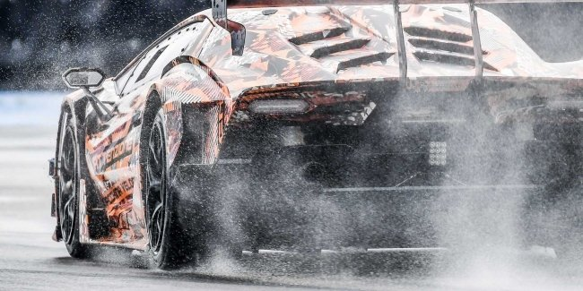 Hardcore new Lamborghini will surprise aerodynamics