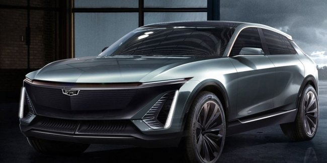 """How are you? How's it going? This is the new Cadillac"": the electric car Symboliq"
