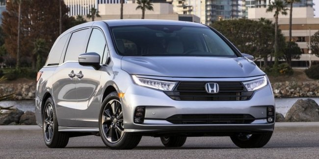 For the updated Honda Odyssey?