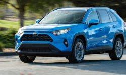 Toyota RAV4 is a world bestseller