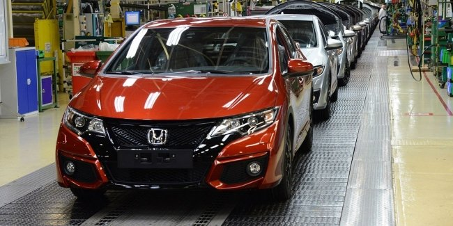 Honda forced to send office workers to the conveyor