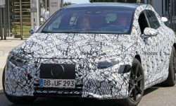 Electric S-Class will be a liftback