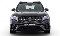 Brabus Mercedes GLB: small, Quartey and evil
