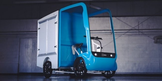 The EAV company has developed an electric truck with velupillai