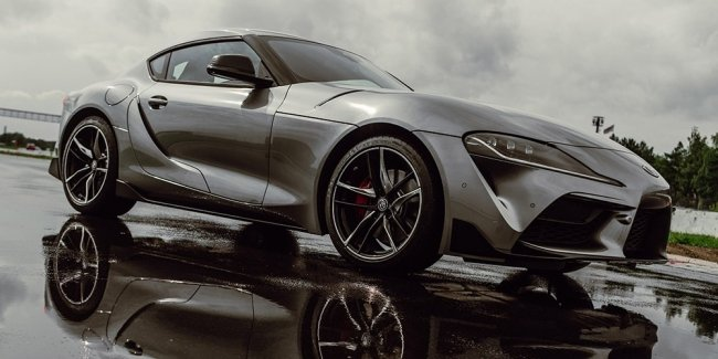 "Toyota Supra can release the ""mechanics"""