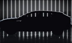 Cadillac revealed a new teaser of the electric vehicle Lyriq