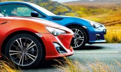 Coupe Subaru BRZ will be removed from production