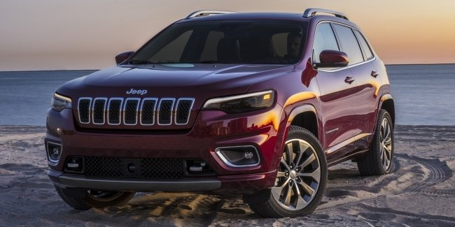New models Jeep Cherokee: how to change the price?