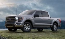 Ford F-150 will not inflatable rear seat belts