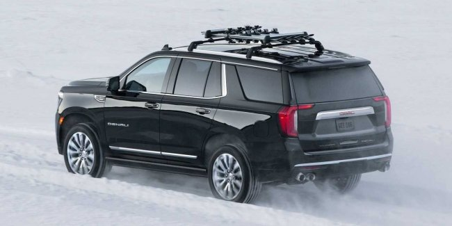 Not a typical American: GMC Yukon will get a new motor