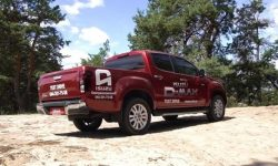 Isuzu D-Max: the beast is fantastic at a fantastic price!