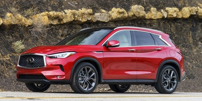 Provocation and innovation: Infiniti QX55 another player in the segment cross-coupe