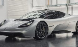 """Successor"" of McLaren F1: new hypercar GMA"