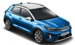 KIA has updated its Stonic