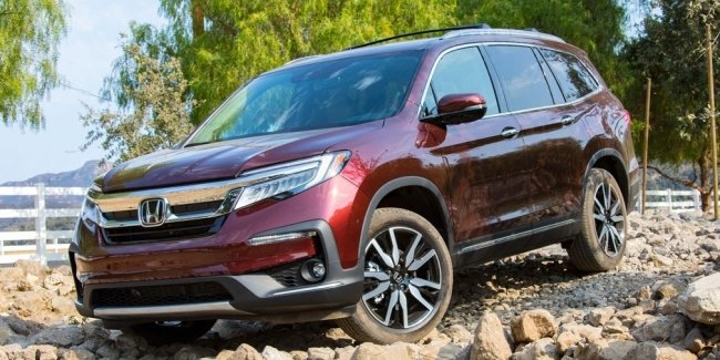 Japanese reliability? Honda recalls more than 600 thousand cars