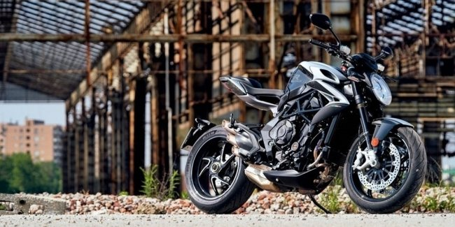 MV Agusta Brutale / Dragster 800 will get smart grip