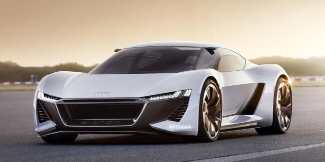 Can save Audi TT in the form of electric cars