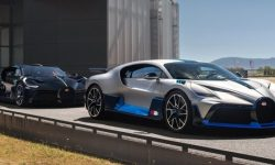 The first lucky ones got their Bugatti Divo