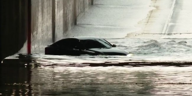 """Water hammer? No, not heard: how the Tesla Model 3 storms """"Brody"""" (video)"""