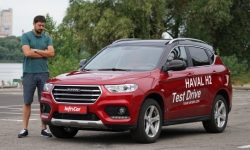 Haval H2. It is better Sportage?