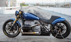 Of the cruiser BMW R18 have made a cool dragster