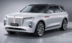 "The Chinese unveiled an electric crossover ""Rolls-Royce"""