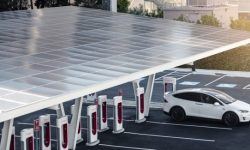 Tesla limits the capacity of their charging stations in Europe