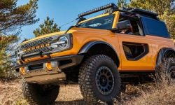 Ford Bronco: a new requirement fans!