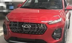 New cross Chery got the looks, like the Hyundai Santa Fe