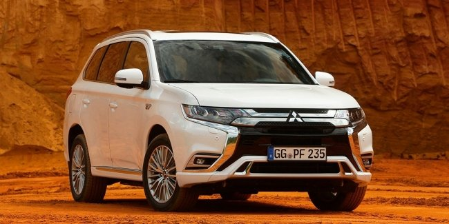Mitsubishi stops exporting SUVs to Europe from September 2020
