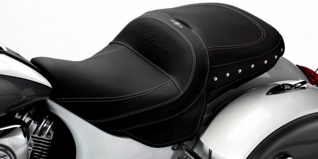 Done! Cooling seats for motorcycles
