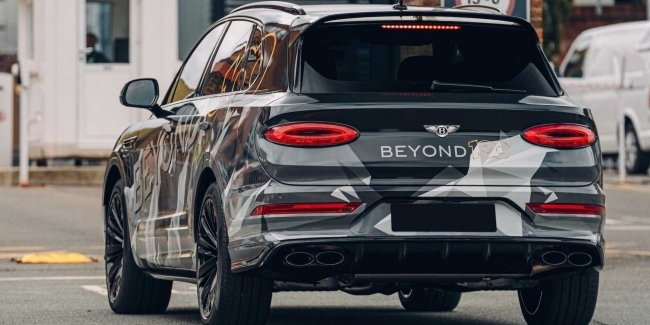 Bentayga Speed wants to be first