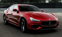 Maserati Ghibli Quattroporte Trofeo and Trofeo has received important upgrades