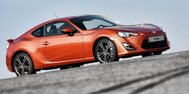 New sports car Toyota: better than a Supra?