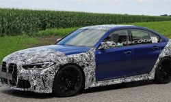 New BMW M3: still, those nostrils…