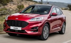 Hybrid Ford Kuga: caution possible fire hazards!