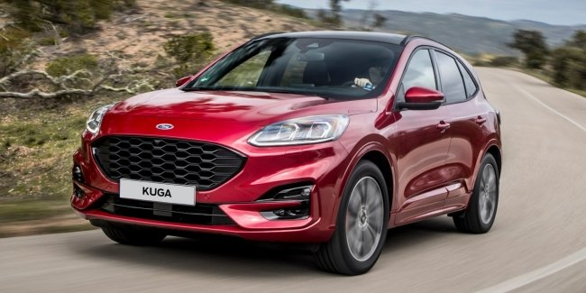 Hybrid Ford Kuga Caution Possible Fire Hazards Fineauto