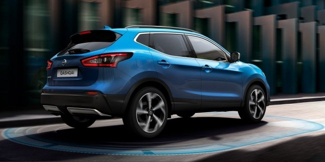 The new Nissan Qashqai has been spotted on public roads
