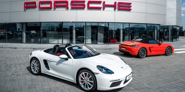 Porsche was the most profitable car company in Europe