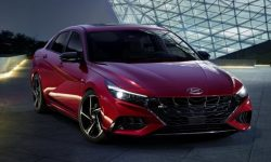 Hyundai Elantra N Line: powerful engine, suspension and visual touches