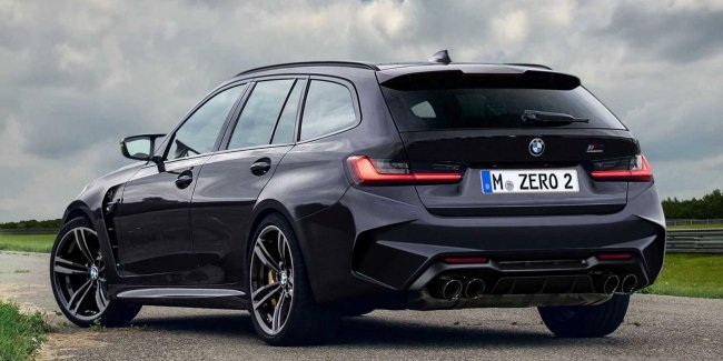 Wagon M3 to be in: BMW confirmed the rumors