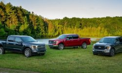 Detailed price for a new Ford F-150