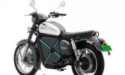 Electric Jawa: stylish sustainability