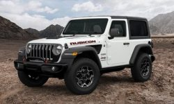 Wrangler Rubicon Recon – exclusive edition of the iconic SUV