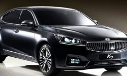 New KIA Cadenza has sotanala interesting salon