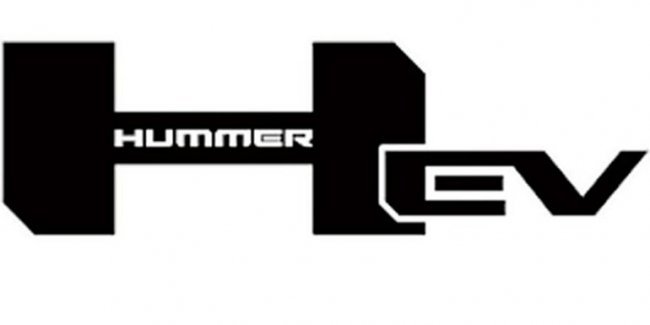 Hummer of the future got a new logo